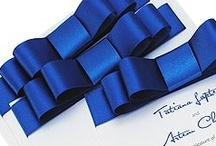 Blue Weddings / Something borrowed, something blue...