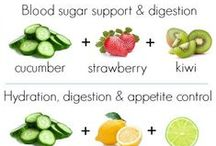 Healthy Drinks / Fruit Smoothie, Green Smoothies, Recipes, juice recipes  / by BaliniSports