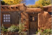 Adobe Southwestern Style / by Donna McMahon