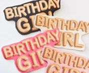 Girls Birthday Party Ideas / Girl Birthday Party, Pink Birthday, Gold Birthday, Birthday Accessories