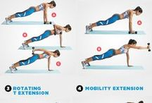 BaliniSports Ab Workout / Workout Tips on Core, Abs, Sexy Abs.