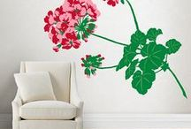 Bedroom Decor / Boost your bedroom decor with Fathead Wall Graphics and  Martha Stewart Wall Art Decals™. / by Fathead