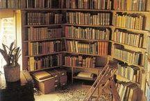 Bookshelves / by Travis Wall