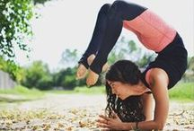 BaliniSports Yoga Challenges / BaliniSports Pinterest Contests / by BaliniSports