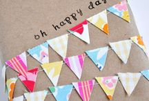 Gift Wrapping & Card Ideas