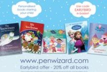 SPECIAL OFFERS / Penwizard special offers  / by Penwizard