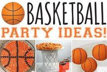 March Madness Party|Decorations | Food | Humor | Desserts | Games | Activities / March Madness Party | Desserts | Food | Humor | Decorations | Games | Activities | Spring is finally here and March Madness comes along with it every year! If you're a basketball fanatic, perhaps you want to throw a party to enjoy the games with the gang. We rounded up some of the best ideas for the most epic March Madness party ever! / by Fathead Wall Decals|Custom Decals | Quotes | Wall Murals |  DIY Removable Kids Bedroom Home Decor