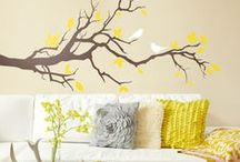 Home Decor On Budget Ideas / DIY Home Decor On A Budget Ideas |  Small decorating projects can freshen up your home and be inexpensive. Add instant style to any decor with decorating ideas that call for a little imagination, and even less money. Discover Fathead's wall decals and murals budget-friendly fixes for an instant update ! SHOP http://www.fathead.com/  / by Fathead Wall Decals|Custom Decals | Quotes | Wall Murals |  DIY Removable Kids Bedroom Home Decor