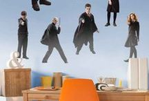 DIY Harry Potter Room / Discover DIY Harry Potter Room | Explore Harry Potter Fathead wall decals are perfect for any Potterhead looking to bring home the world of wizardry. Fathead's Harry Potter wall décor thrives where movie posters fail. Our graphics use an adhesive that is safe for walls, so you can remove and reuse them without casting a spell. Plus, every product comes with free bonus decals that make it easy to create a whole Potter themed room. / by Fathead Wall Decals|Custom Decals | Quotes | Wall Murals |  DIY Removable Kids Bedroom Home Decor