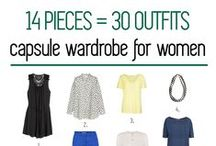 capsule wardrobe FOR WOMEN