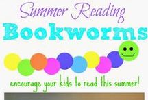 Summer time / Keep the kids entertained this summer! / by Penwizard