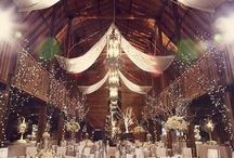 Chantalle & James wedding decor
