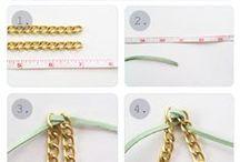 jewelry tutorials / by Autumn