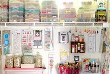 organized and crafty / by Autumn