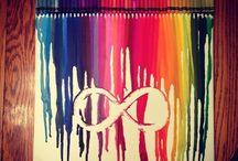 I LOVE CRAFTING! / by Kenzie Haworth