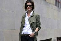 Fashionable clothing Street Style / by Citygirl Dc