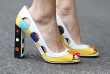 Shoes, Shoes, and More Shoes / by Citygirl Dc