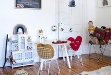 kid's room / by Stacy Hart (hart+sew)