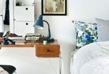bedroom / by Stacy Hart (hart+sew)