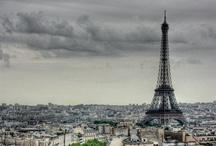 Bonjour, Paris! / by Peter Som