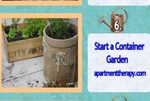 Gardening / by Kelly Halls