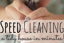 CLEANING THE RIGHT WAY / by Judy Clark