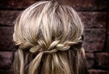 Hair / Hair styles + ideas & tips. / by Kelly Halls
