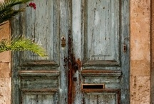Doors / by Tone Holm