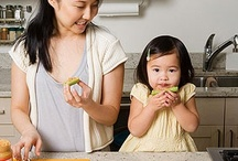 Healthy Eating / Fun and healthy foods for the whole family (and the family child care home!)