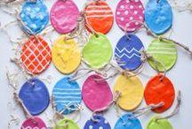 EASTER & SPRING / Inspiration for Easter and springtime