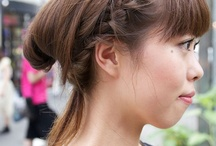 Japanese Hairstyles - Cute Asian Haircuts / by Trendy Short Haircuts