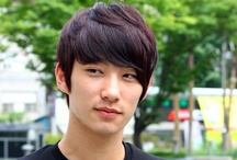 Korean Guys Hairstyles - Asian Guys Haircuts / by Trendy Short Haircuts