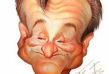 ARTWORK/CARICATURES / by Judy Clark