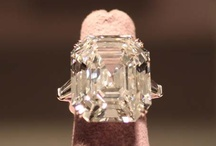 famous engagement rings / by Annie Mastro