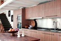 My dream galley kitchen / by Citygirl Dc