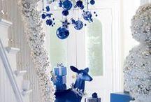 BLUE CHRISTMAS / by Judy Clark
