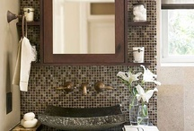 Bathrooms / My Dream Bathrooms / by Kelly Halls