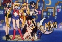 Fighting Evil By Moonlight / Saving love by daylight. Never running from a real fight, she is the one named Sailor Moon!