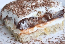 Desserts / by Kelly Halls