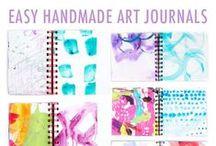 art journals / by Autumn
