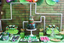 Birthday themes for children / For The kids 1st birthday  / by Paula Billingsley
