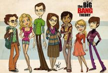 Our Whole Universe / Board dedicated to the TV Show The Big Bang Theory
