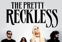 Light Me Up / Board dedicated to the band The Pretty Reckless