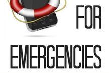 Emergency plan/camping / by Alice Lobsien