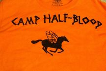 Camp Half-Blood / Board dedicated for the Percy Jackson and Heroes of Olympus series by Rick Riordan.