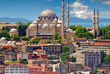 My 2nd home: Türkiye / Explore all the cities I've visited in Türkiye  / by Susan