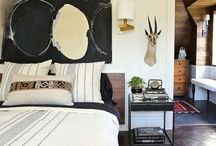 Bedrooms / by Anneliese Elrod