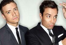 The best bromance / Jimmy Fallon and Justin Timberlake