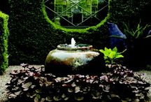 Fountains and Water / by Anneliese Elrod