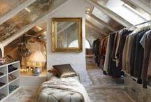 Beautiful Closets & Storage Ideas